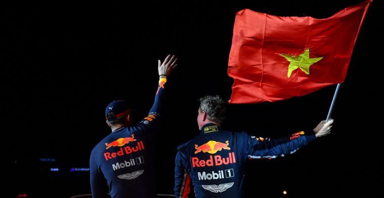 'Grand Prix van Vietnam wordt uitgesteld, tenzij situatie sterk verbetert'