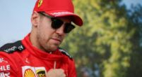 """Image: Vettel not thinking about contract as """"hunger for success has not been satisfied"""""""
