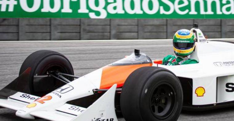 GPBlog's Top 50 drivers in 50 days - #1 - Ayrton Senna