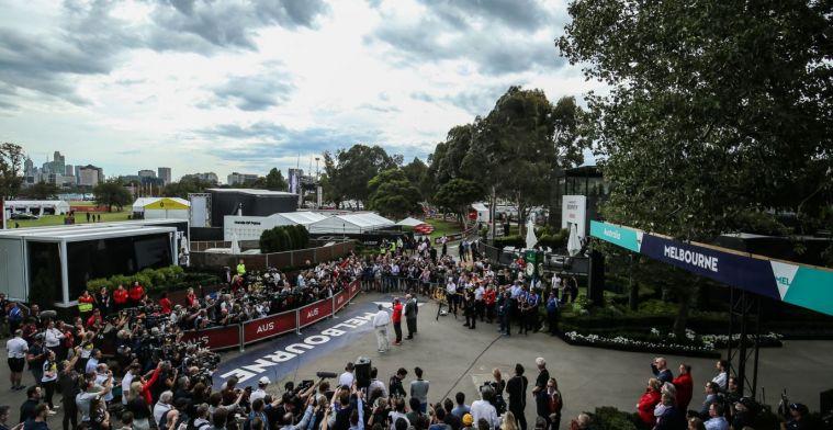 Ricciardo: Albert Park zal volgend jaar een beetje als Monaco zijn
