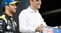 """Afbeelding: Renault sluit contact met Vettel niet uit: """"Hij is een geweldige coureur"""""""