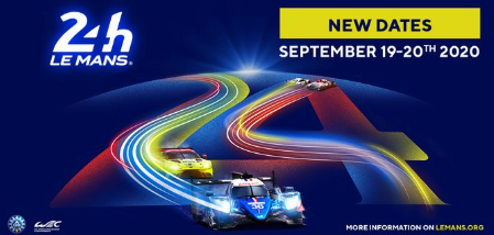 OFFICIAL: Le Mans 24 hours moved to September due to Coronavirus