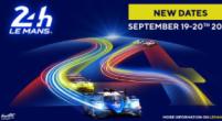 Afbeelding: OFFICIEEL: 24 uur van Le Mans verplaatst naar september