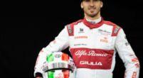 Afbeelding: Giovinazzi wil naar Ferrari: ''Top jaar draaien zodat ze niet om mij heen kunnen''