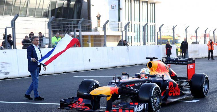 Lammers: Ook zonder coronavirus in Nederland zou er geen Dutch Grand Prix komen