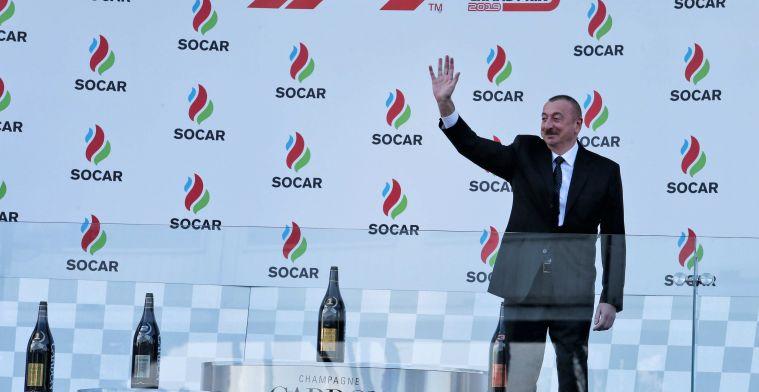 'Organisatoren Grand Prix Baku willen dat race uitgesteld wordt'