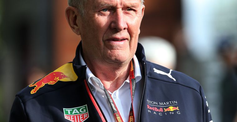 Marko unimpressed by COVID-19: I was hoping that Formula 1 would send a signal