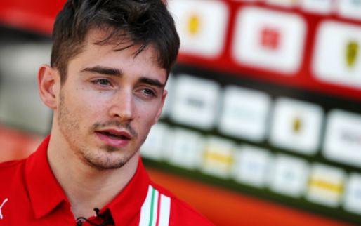 Leclerc verklaart zijn agressieve stijl: