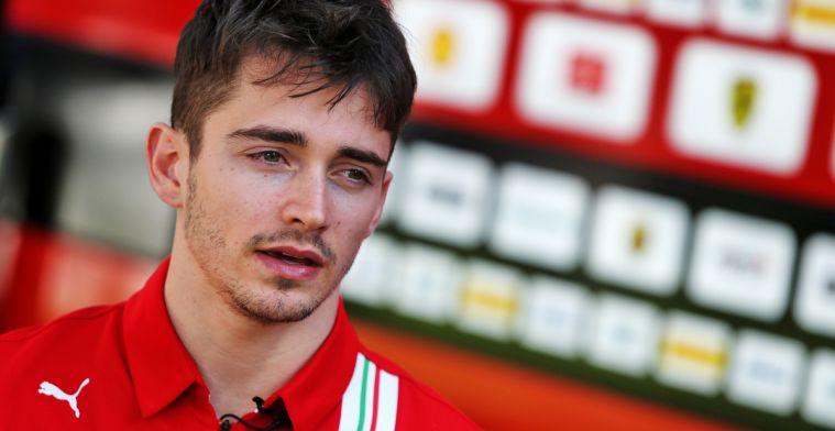Leclerc verklaart zijn agressieve stijl: Ik heb gewoon een killer instinct