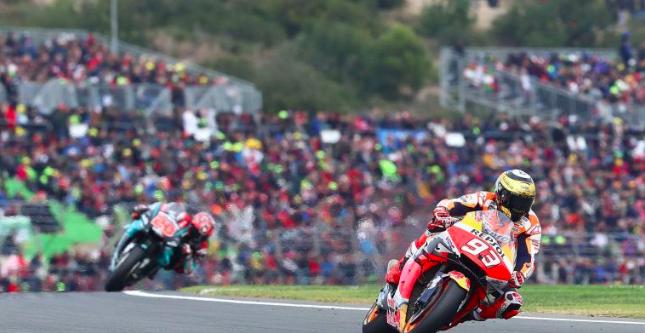 MotoGP significantly increases triple-headers: Eight Grands Prix in ten weeks