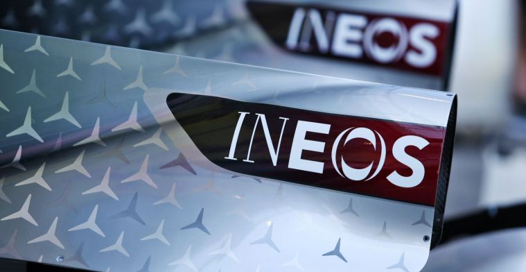 Mercedes partner INEOS also helps in COVID-19 combat