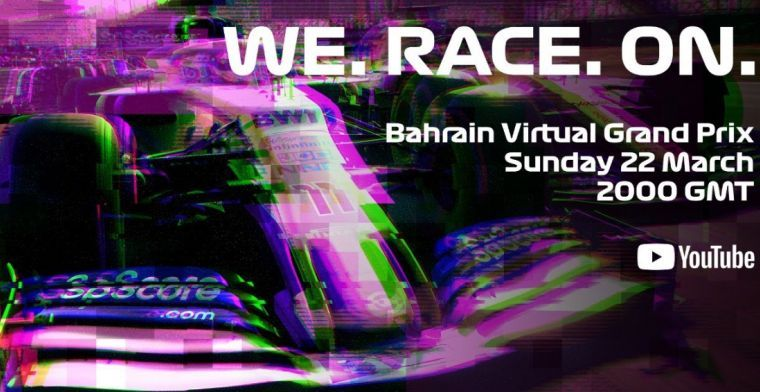 Virtual Bahrain GP a big hit: 'Diversity in drivers made it really good'