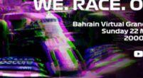 """Afbeelding: Virtuele GP van Bahrein daverend succes: """"Diversiteit maakte het zo leuk"""""""