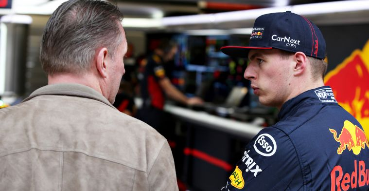 Briatore about Verstappen: There's no doubt that Max is better than Jos