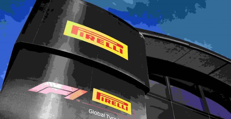 Pirelli has to change plans: That'll happen sometime next year now