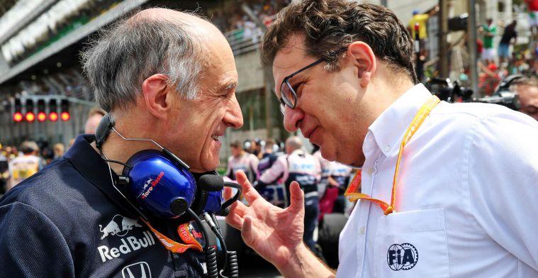 Seizoen 2021 in Formule 1 wordt kopie van 2020: Chassis wordt meegenomen