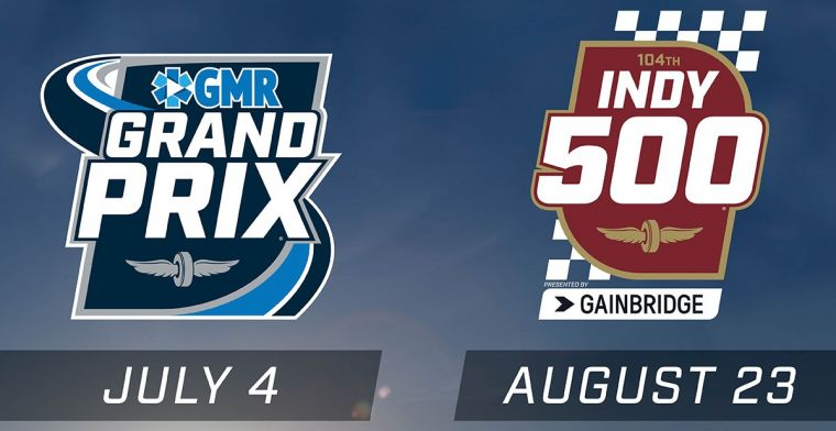 Indianapolis 500 postponed and already has a new date