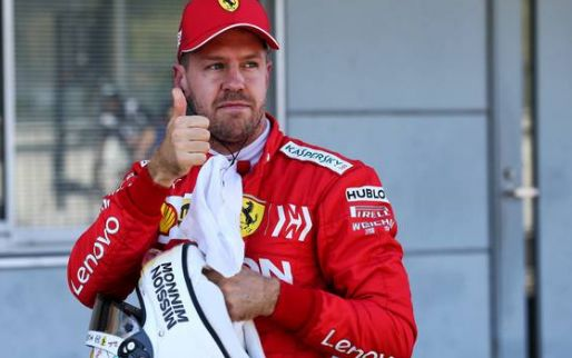 'Ferrari offers Vettel new contract but with reduced salary'