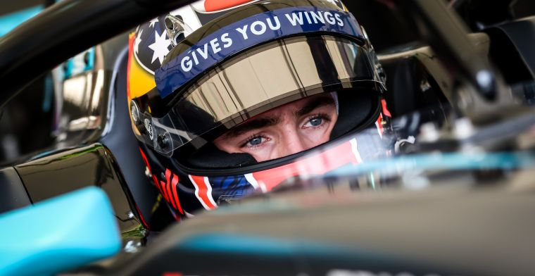 Red Bull-junior cautiously criticizes program: That's pretty daunting