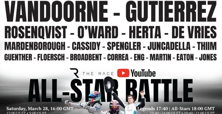 Another All-Star Battle saturday with Vandoorne an Gutierrez
