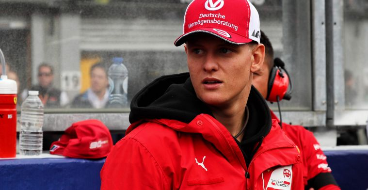 Mick Schumacher thought advice was irrelevant: It didn't change anything