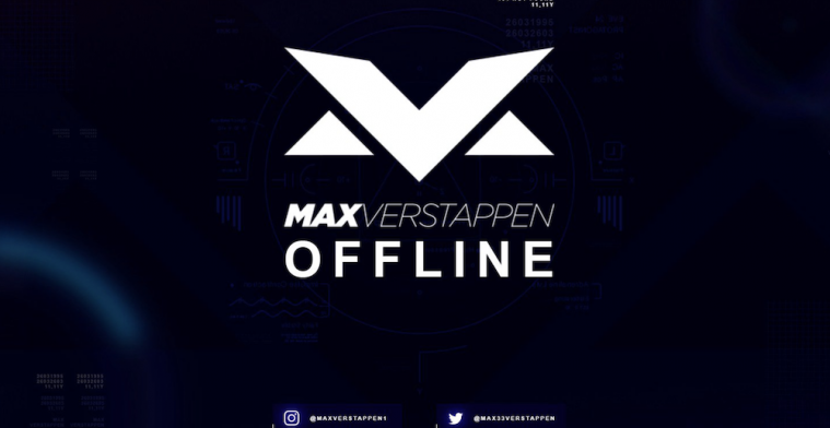 Verstappen starts livestream channel, draws massive crowd in first broadcast