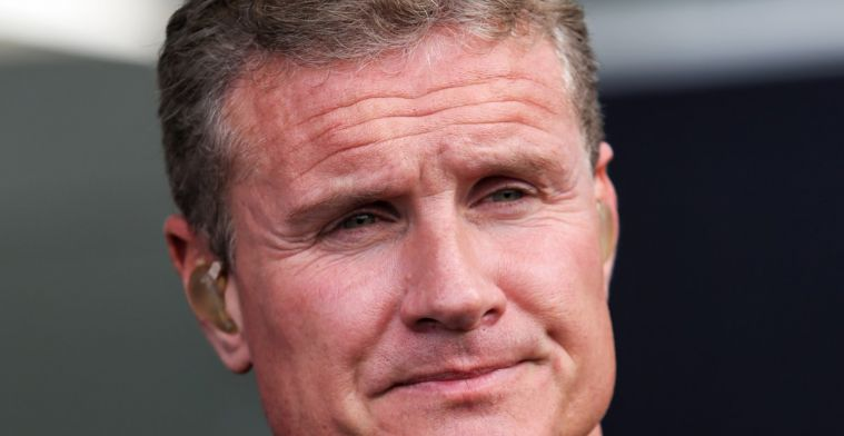 Coulthard expects quick F1 return: In the short term without an audience.