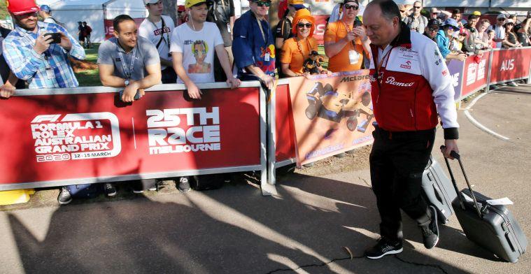 Vasseur: Vijftien tot achttien races in zes maanden wordt een uitdaging