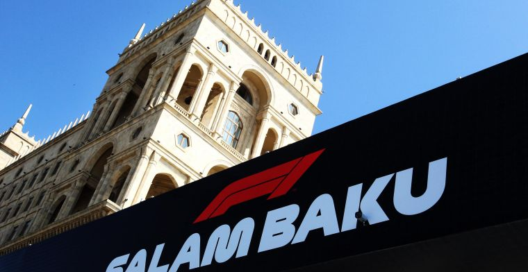 Organizer GP Baku: We want to prevent the events in Melbourne