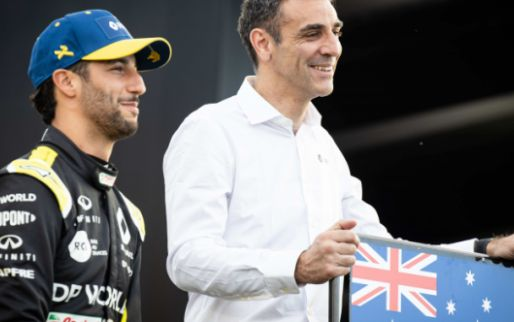 Ricciardo herinnert zich: