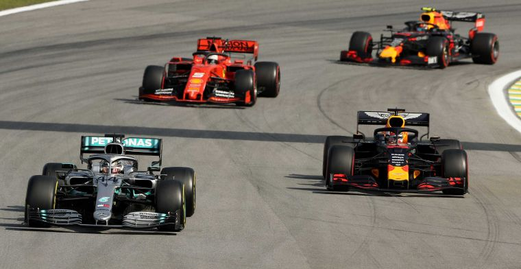 'Red Bull and Ferrari discover how Mercedes engine and gearbox connects'