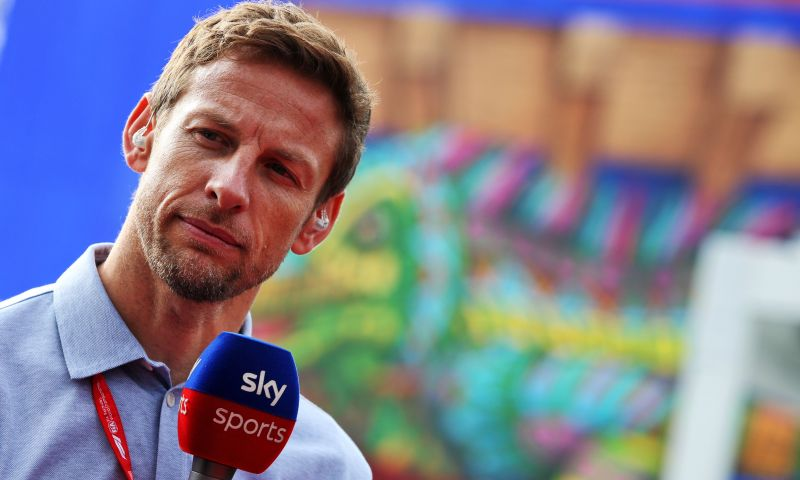 Image: Best F1 drivers of all time according to Button? 'Getting off from another planet'