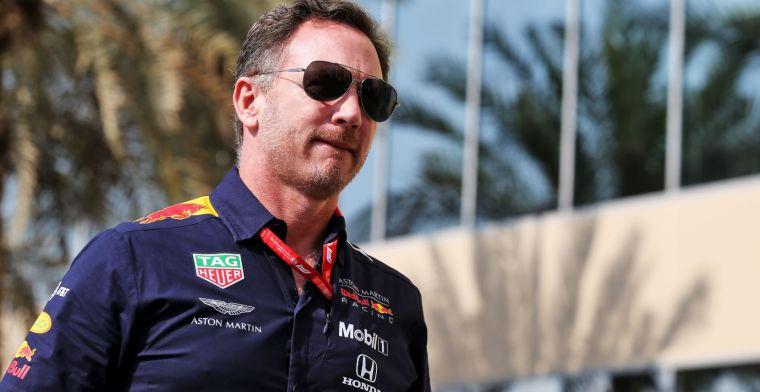Horner over stilleggen Formule 1: 'Ik weet niet of alle teams dit overleven'