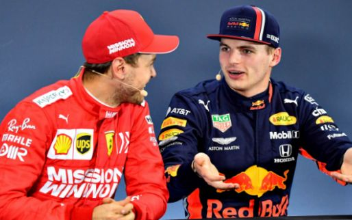 Vettel not afraid of Verstappen: