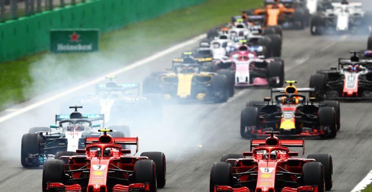 'Ferrari reed in 2019 vanaf Franse GP al met versimpelde versie van DAS-systeem'