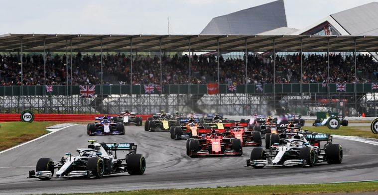 'Race at Silverstone is the ideal new start to the season'