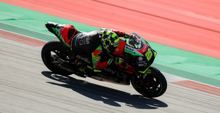 MotoGP rider gets away with 18 months suspension after positive test