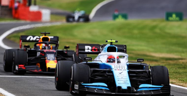 Silverstone is open to more F1 races, possibly with reverse layout