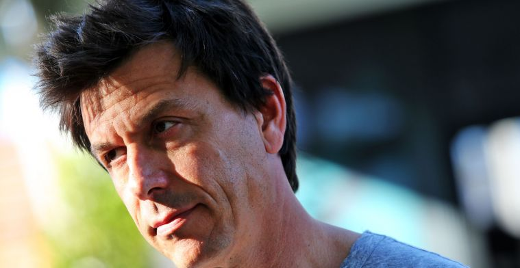 Wolff continues to deny: 'My focus is on Mercedes and achieving the goals'