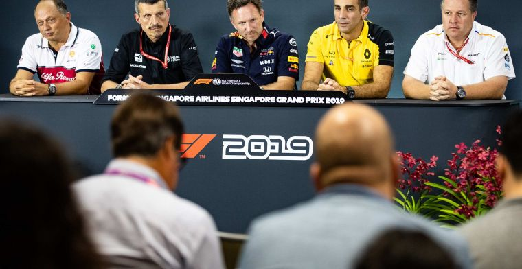 Formula 1 team boss: Red Bull will also sell fewer cans due to corona crisis