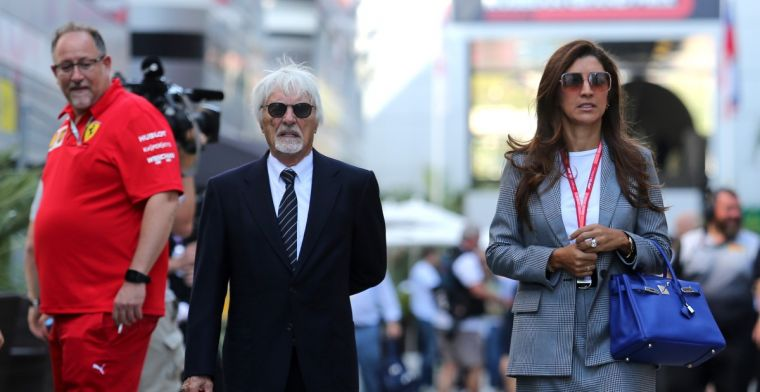 Ecclestone doesn't understand commotion: I don't see difference between 89 or 29