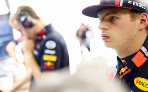 Verstappen in uncertainty:
