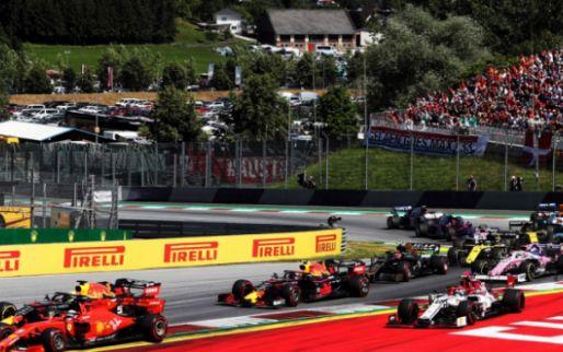 F1 physio: