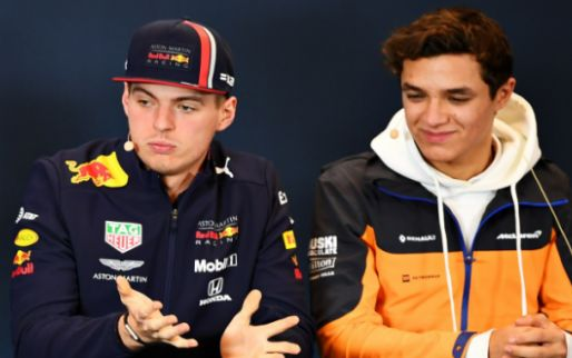 Norris about absent Verstappen: