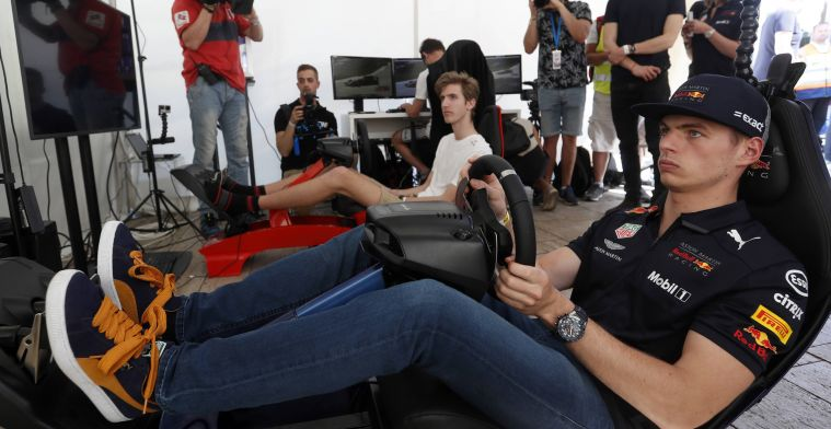 Verstappen pakt eerste titel van 2020: Red Bull-rijder wint Real Racers Never Quit
