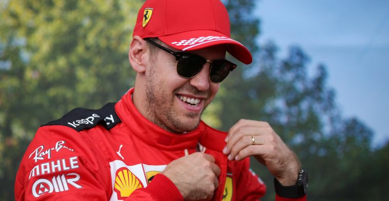 Vettel drove a lot earlier for Ferrari if it was up to Schumacher