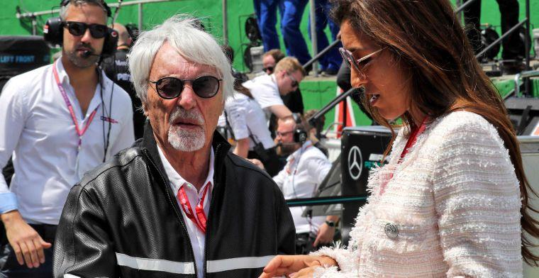 Ecclestone: Zelfs in een verkort seizoen zou Hamilton alles winnen