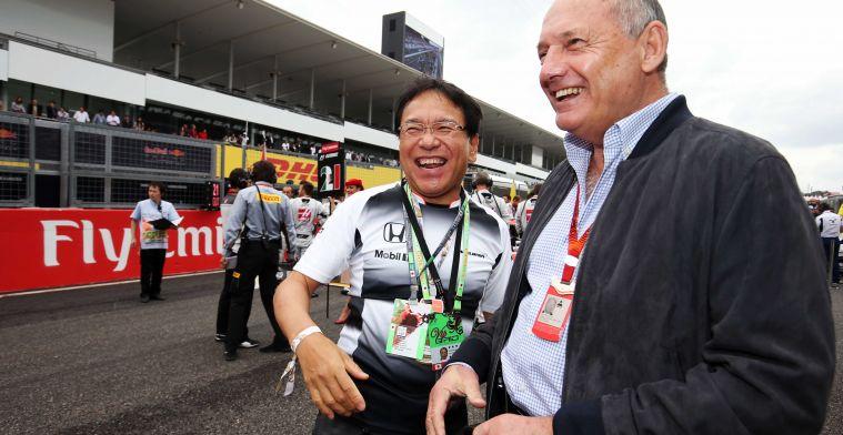 Former McLaren boss helps fight coronavirus