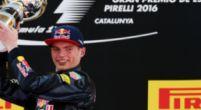 Afbeelding: Nog even nagenieten van Verstappen's eerste overwinning in F1