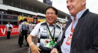 Image: Former McLaren boss helps fight coronavirus